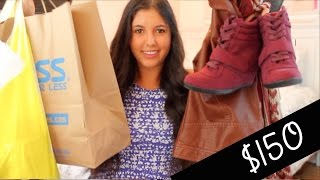 $150 Back To School Clothing Haul! Ross, Plato's Closet & Goodwill! Thumbnail