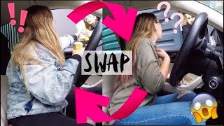 DRIVE THRU PERSON SWAP CHALLENGE | MAKYNA016