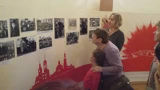 ЧЕРЕПОВЕЦ, музей,13окт. 2018года, выставка истории ВЛКСМ ,прошлого века СССР(3)