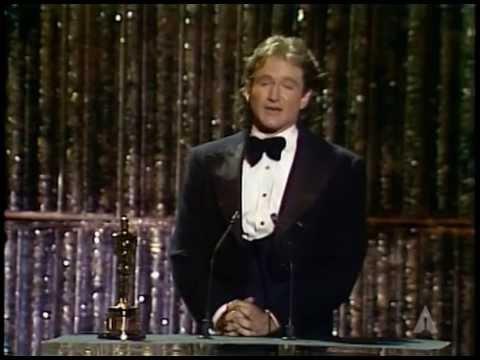 Robin Williams presents an Honorary Award to Walter Lantz: 1979 Oscars