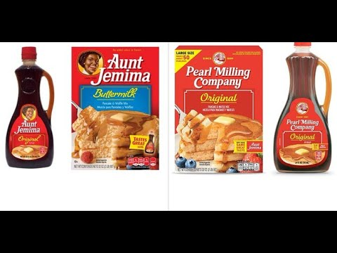 Aunt Jemima brand to be renamed Pearl Milling Company with new ...