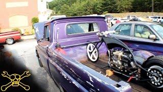 Sheet Metal Fabrication   Crown Spoyal c10 Truck