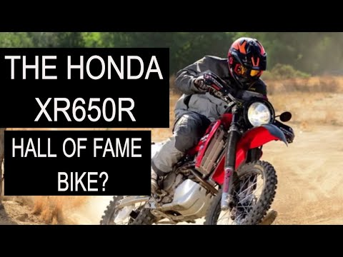 The Honda XR650R Could Be The Greatest Motorcycle Ever ? #XR650R #Honda