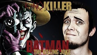 "Обзор анимационного фильма ""Бэтмен: Убийственная Шутка"" (Хиханьки, да хаханьки) - KinoKiller"