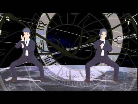 [MMD] LUVORATORRRRRY! Itachi & Shisui