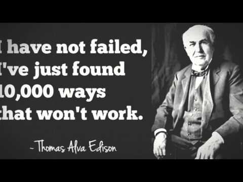 19 Quotes On Failure That Will Lead You to success