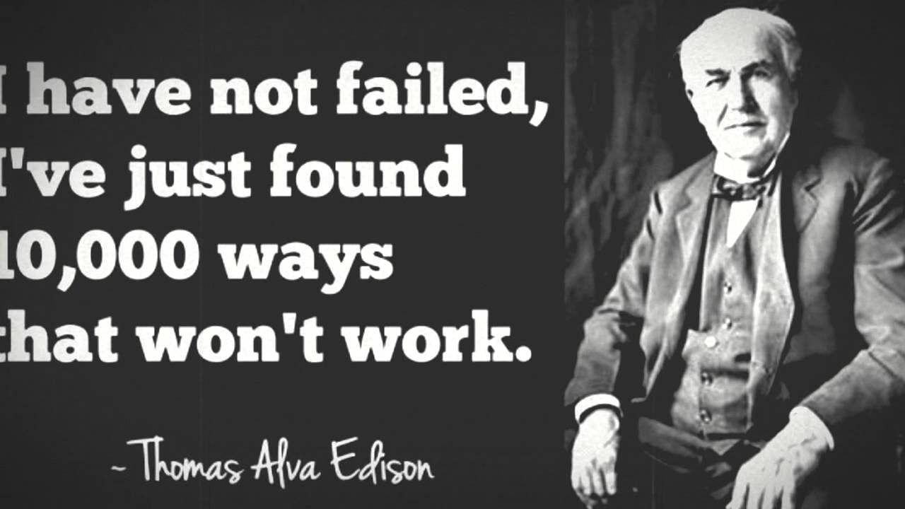 Success Quotes 19 Quotes On Failure That Will Lead You To Success  Youtube