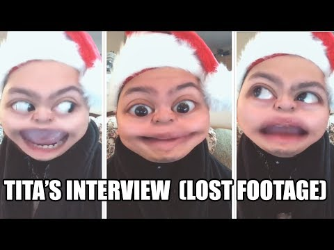 TITA's INTERVIEW (LOST FOOTAGE FROM DECEMBER 2017)