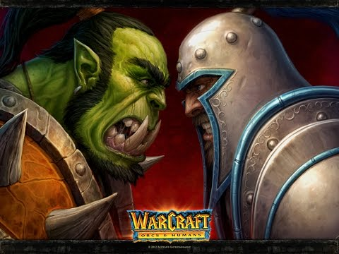 Warcraft : Orcs and Humans - Let's play et histoire episode 1 [FR]