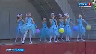 Международный день мира в Саратове отметили флешмобом