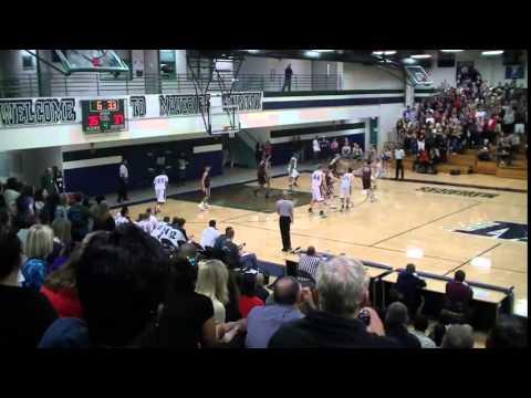 Round Rock HS at McNeil HS (2/1/13) - Leonard Allen (7'0/220 C)