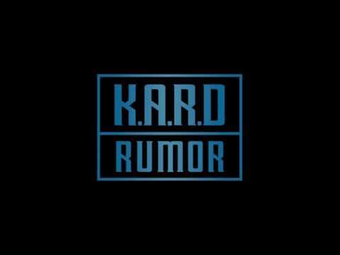 K.A.R.D - RUMOR [AUDIO]