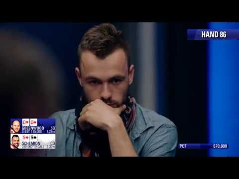 €100,000 Super High Roller - EPT Monte Carlo 2018 - Part 2