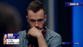 €100,000 Super High Roller - EPT Monte Carlo 2018 - Part 2
