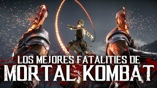 Los 5 Mejores Fatalities de la saga Mortal Kombat