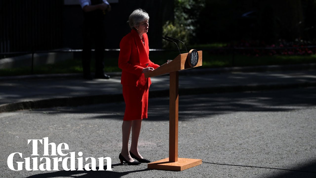 UK Prime Minister Theresa May will resign amid Brexit pressure - Vox