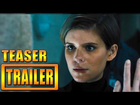 Morgan Teaser Trailer - Kate Mara