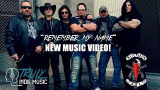 "Six Gun Sal ""Remember My Name"" Epic New Southern Rock Song!"