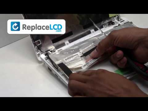 ASUS LCD Screen Replacement Guide - Replace Fix Repair Install Laptop Screen