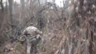 Охота на кабана с ножом