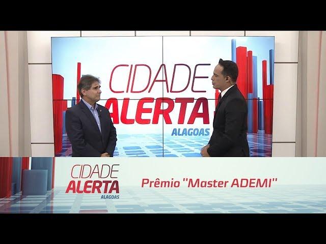 Prêmio ''Master ADEMI'' vai homenagear os melhores empreendimentos imobiliários do ano
