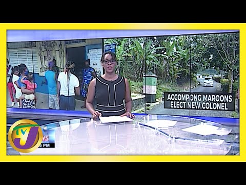 Jamaica's Maroons Elects New Colonel in Accompong Town | TVJ News