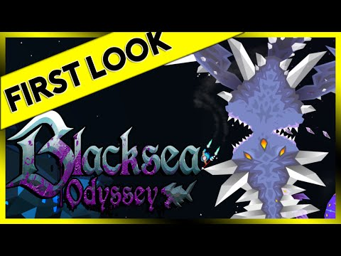 First Look At - Blacksea Odyssey (2016 PC Gameplay)