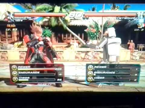 Tekken Revolution 1,090,000 gift points to get the last character ...