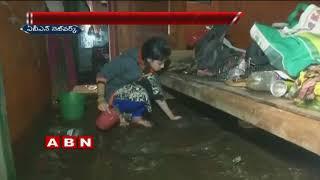 Crocodile, snakes take over Kerala's flooded homes