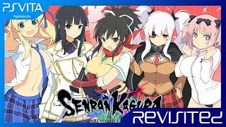 Playstation Vita Revisited - Senran Kagura Shinovi Versus