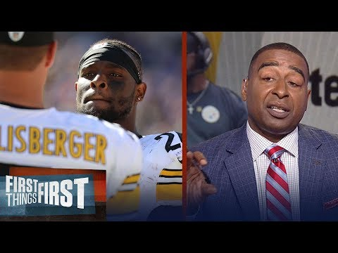 Cris Carter explains why he thinks individual agendas are dooming the Steelers | FIRST THINGS FIRST