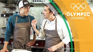 Fernando Alarza Cooks with Chef Javier Olleros | Transform My Meal