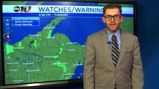 Upper Peninsula Weather Forecast - April 23, 2019