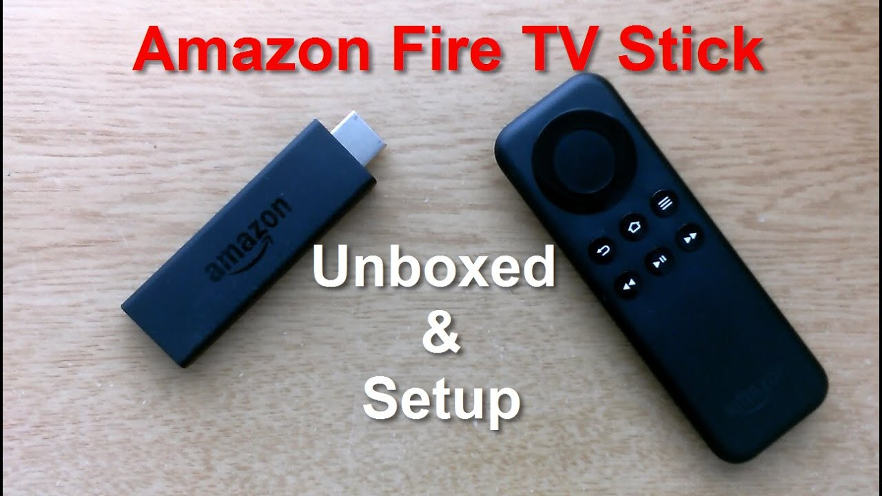Amazon Fire Tv Stick Unboxing Setup Amp Review Awesomely