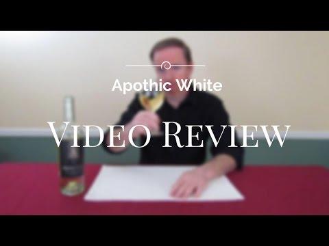 Apothic White Wine Review