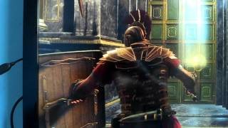 Ryse Son of Rome PC Texture High on HD 5870 1GB