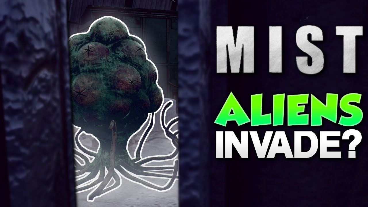 ALIENS FOUND IN MILITARY BASE? - Mist Survival Gameplay - Zombie Apocalypse Survival Game