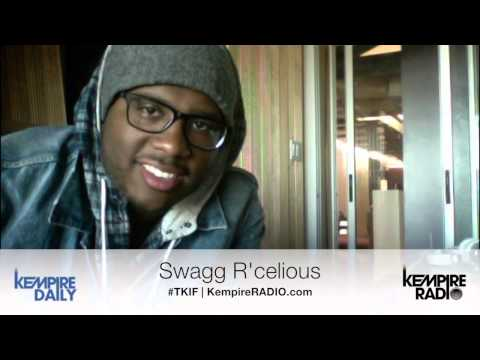 Swagg R'celious Goes From Intern To MBK Producer For K. Michelle, Elle Varner and More