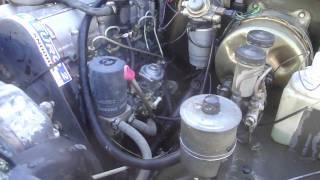 uaz with andoria turbo diesel in poland tarmot engine start mp4