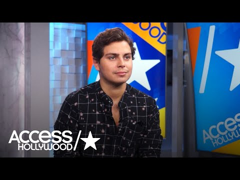 Jake T. Austin On His Lasting Friendship With Selena Gomez & David Henrie