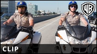 "CHiPs: Law & Disorder – ""Why Do You Want to be a CHP?"" Clip – Warner Bros. UK"