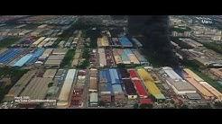 Kilang elektronik terbakar di Meru | 6 May 2020