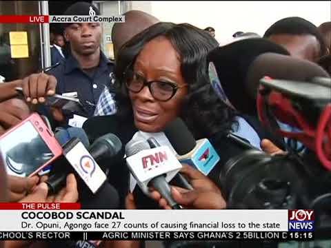 COCOBOD Scandal - The Pulse on JoyNews (26-3-18)