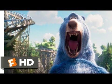 Wonder Park (2019) - Wild Ride Scene (8/10)   Movieclips