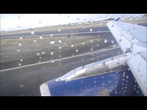 Delta a320 Spokane - Minneapolis full flight (HD)