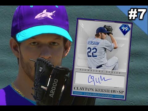 5f66a668e72 99 Signature Series Kershaw Takes The Mound! - MLB 19 DD Ep 7 - YouTube