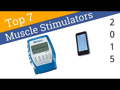 7 Best Muscle Stimulators 2015