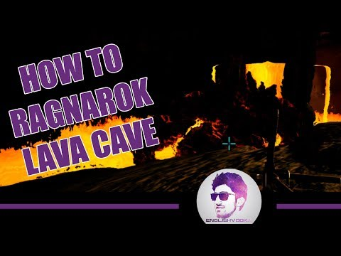 Ark mobile lava cave map