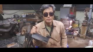 소주한병나발 오이안주 blacksmithing - bi…
