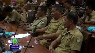 Sekwan Iding Syafrudin Pimpin Rapat Hari Jadi Indramayu KE 490